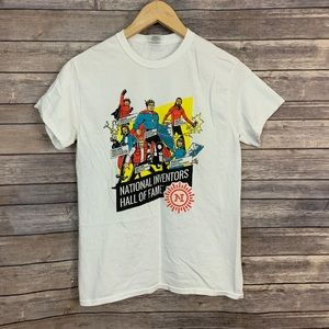 National Inventors Hall Of Fame T-shirt